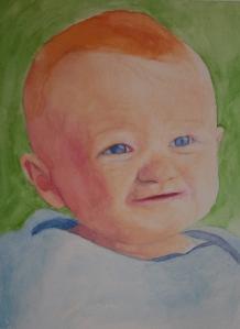 cousin-portrait-gouache
