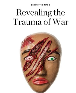Masks and Trauma of War