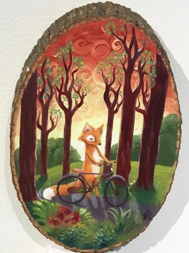 fox-wood
